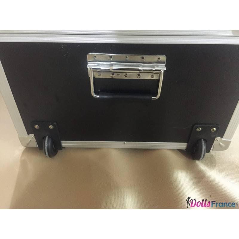 Valise de rangement pour poup e 140cm dolls france - Rangement valise optimise ...