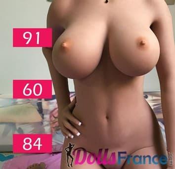 Mensurations poupée 161 cm