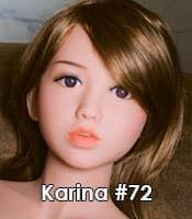 Visage #72 karina