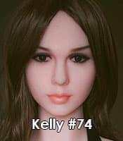 Visage Kelly 74