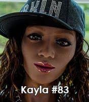 Visage Kayla 83