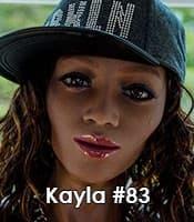 Visage  #83 Kayla
