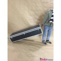 Valise de rangement pour poupée 140cm