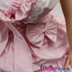 Robe lolita rose