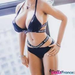Bikini noir sexy