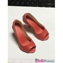 Chaussures à talons pour mini doll 80cm