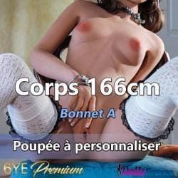 Corps 6YE Premium 166cm - Bonnet A