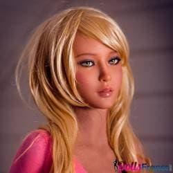 Kylie jolie poupée fine aux petits seins 157cm WMDolls