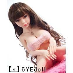 Mini poupée sexuelle réaliste 100cm 6YEDoll