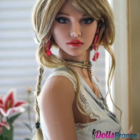 Charmante poupée réaliste Raven 161cm ASDoll