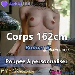 Corps 6YE / Amor Doll 162cm - bonnet B