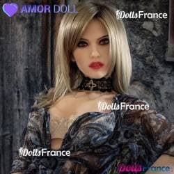 Biance petits seins et bel anus 162cm 6YE Amor Doll