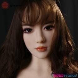 Poupée LiuQian nue 158cm gros seins Qita Doll