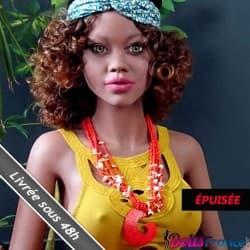 Love doll métisse Kamara grandeur nature 165cm