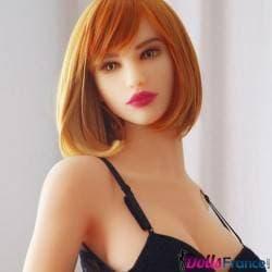 Poupée rousse Christi femme fatale 165cm Doll4ever