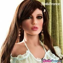 Poupée d'amour de luxe Amber 162cm 6YE / Amor doll