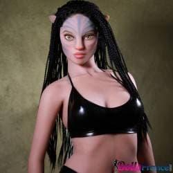 Sexdoll Avatar fantaisie tribu Na'vi 157cm SMDoll