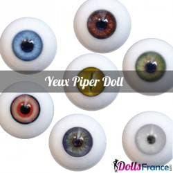 Paire d'yeux pour poupée Piper Doll