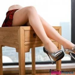 Belle paire de jambes et fesses avec Support 101cm Doll4ever