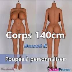Corps 140cm - Bonnet K
