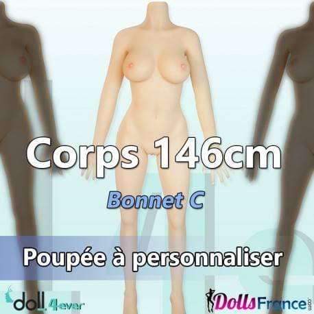Corps 146cm - Bonnet C Doll4ever