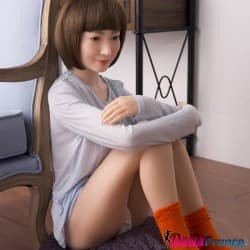 AiZi la sexdoll silicone chinoise 152cm SinoDoll