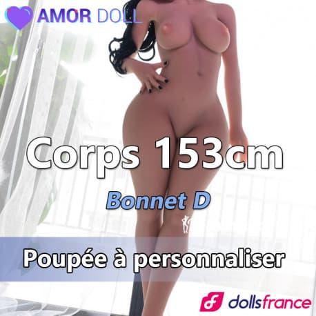 Corps 6YE / Amor Doll 153cm - bonnet D