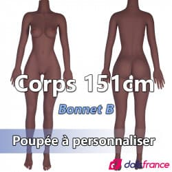 Corps 151cm - Bonnet B YLdoll