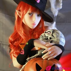 Dora la sex doll elfique d'Halloween 145cm (Fit) Doll-Forever