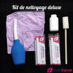 Kit de nettoyage intime deluxe pour love dolls