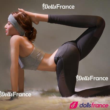 Sexdoll Sherin la gymnaste souple 170cm C 6YE Doll