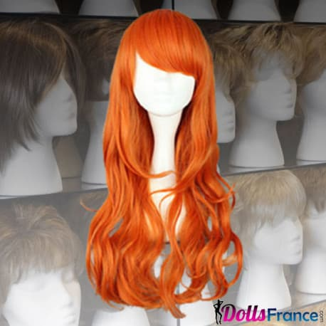Perruque pour poupée 6YE Doll / HRDoll