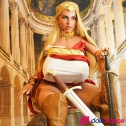 Sa majesté Rania sexdoll ronde 146cm YLdoll