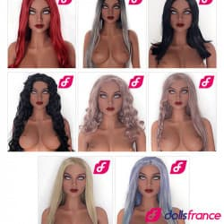Perruque love doll premium YLDoll