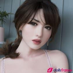 Li Hui la charmante sex doll silicone ultra réaliste 162cm Gynoid