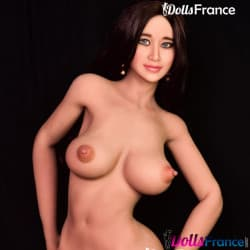 Clarisse belle sexdoll latine de charme 162cm G 6YE / Amor Doll