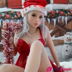 Poupée sexuelle Dora l'elfe de noël 145cm Fit DollForever