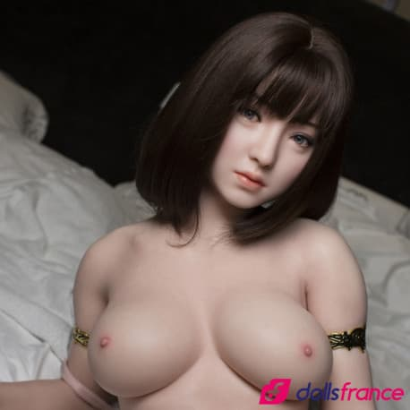 Poupée silicone hyper réaliste Yui Shinohara 160cm Gynoid