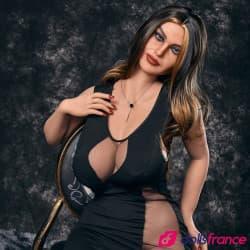 Monica la poupée sexuelle mature italienne 158cm IronTech