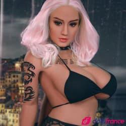 Grande sexdoll dominatrice maîtresse Katrina 171cm YLdoll