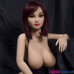Belle Hellen charmante sexdoll de compagnie 157cm IronTech