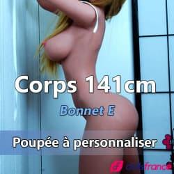 Corps 141cm - Bonnet E YLdoll