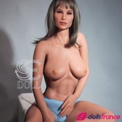 Lovedoll athlétique Wynne femme mature 167cm E-cup SEDoll