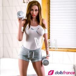 Léa jolie sexdoll sportive réaliste 172cm D WMDolls