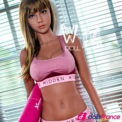 Méline poupée sexuelle souple et sportive 172cm D WMdolls