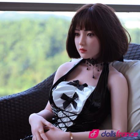 Sex doll silicone réaliste Jingjing 148cm Gynoid