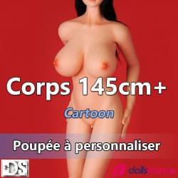 Corps 145cm Plus DSDOLL