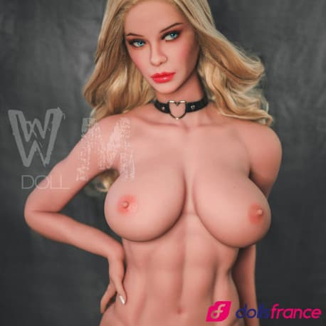 Maîtresse Violette sexdoll dominatrice 167cm Fit WMdolls