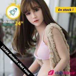 Poupée sexuelle Mei légère EN STOCK 145cm WMDOLLS