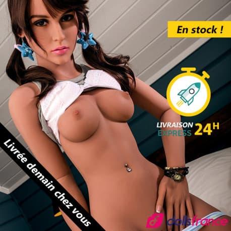 Sexy doll menue Cassidy en STOCK 24h 157cm WMDolls